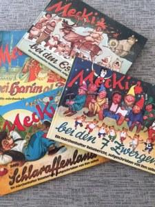 Mecki Bücher